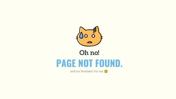 broken link page not found