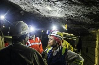 Participation de la femme dans le mine