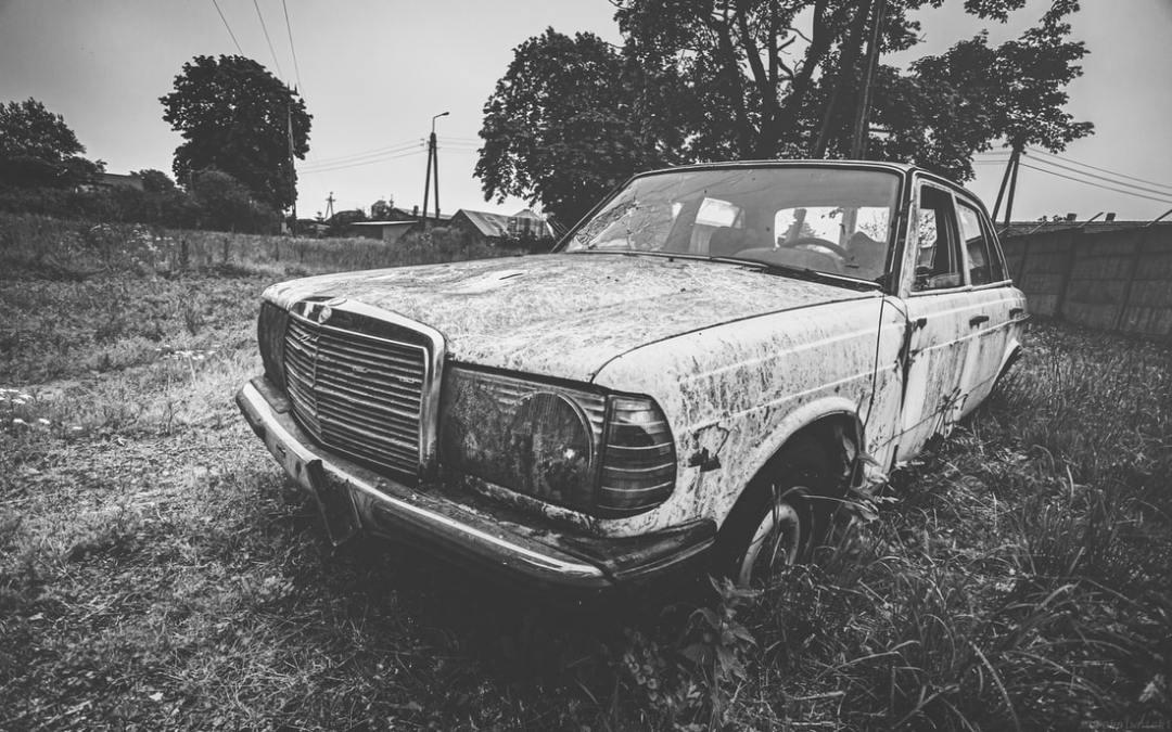 Enlèvement de véhicules abandonnés = concession de services