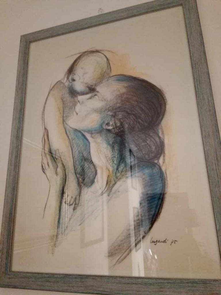 L'ARTISTA VOGHERESE MARIA LISA LUSARDI SCONFITTA DAL COVID | Itinerarinews