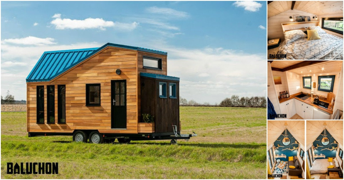 Tiny Houses Tiny house community featuring the best designs