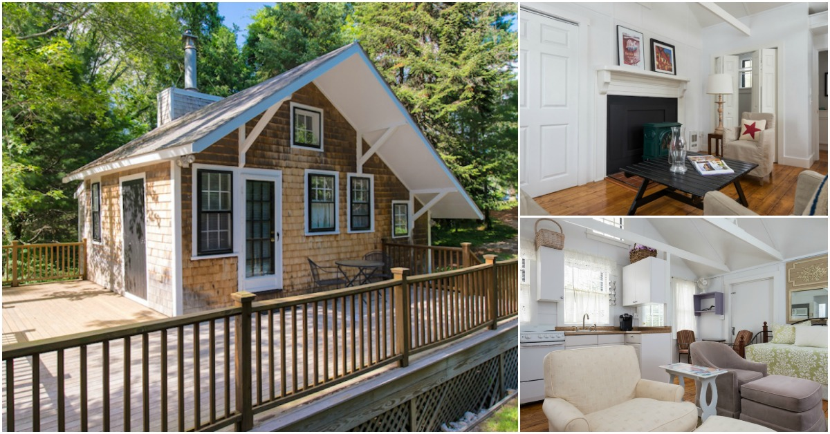 Tiny Cape Cod Cottage Gets a Makeover and Sells for $245,000