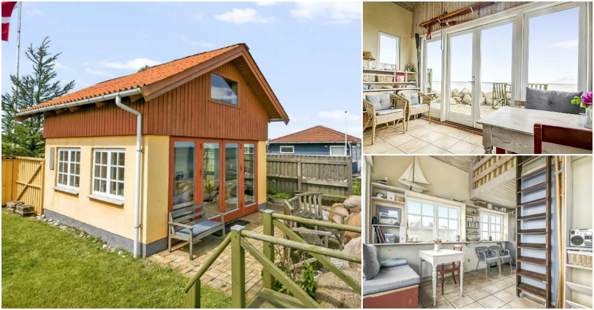 Adorable 172sf Tiny House for Sale on the Coast in Denmark