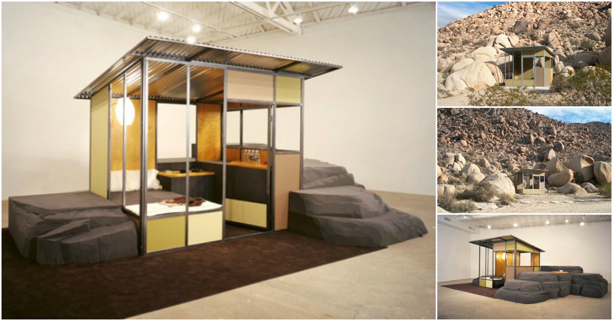 The Homestead Unit Is a Truly Tiny House