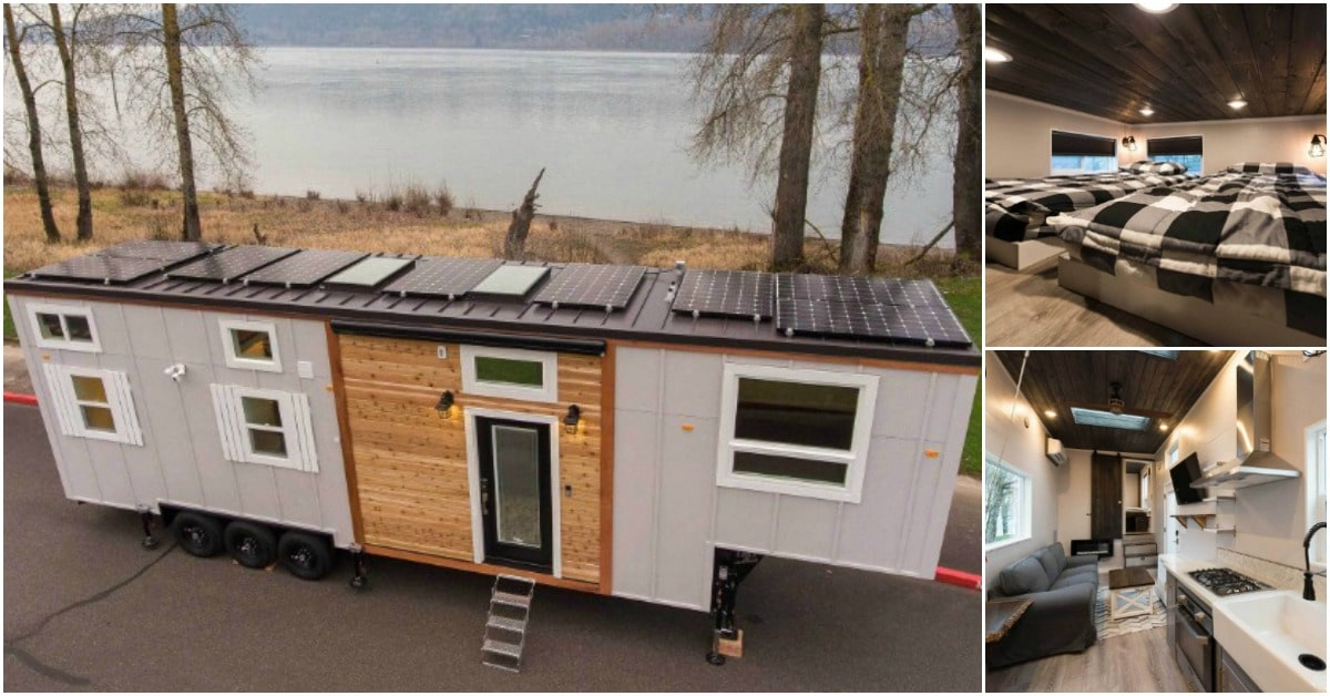 Customize This Family Tiny House to Your Heart's Content