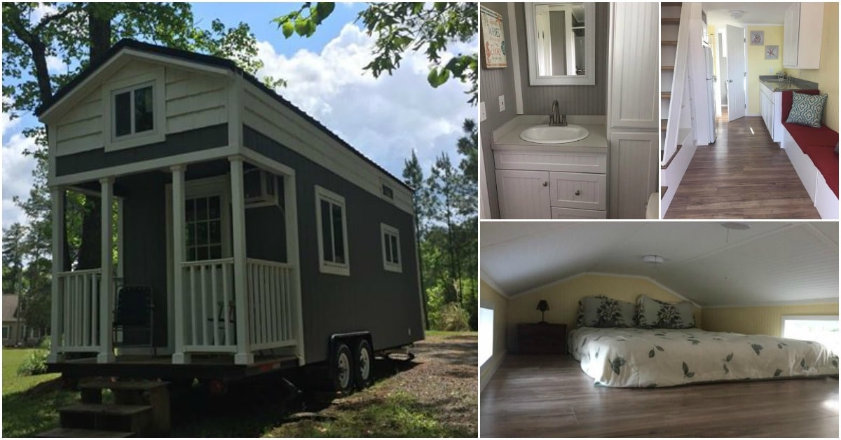 A Beautiful Tiny House for Sale in South Carolina for Only $35,000