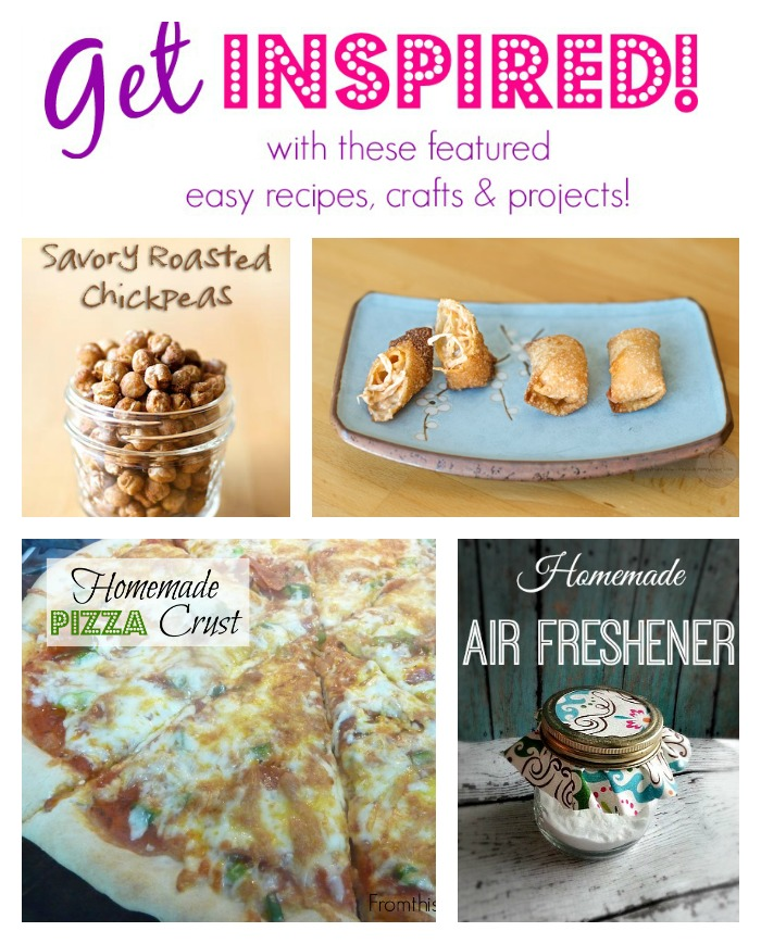 Get Inspired with Easy Recipes Week 20