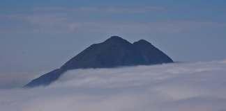Sea of Clouds at Lantau Peak