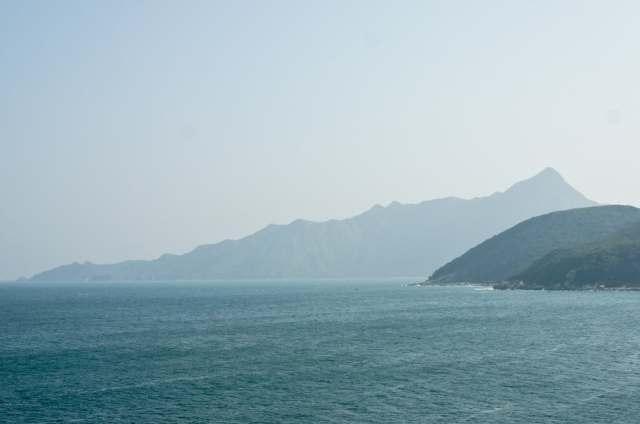 Sharp Peak / Nam She Tsim (蚺蛇尖)