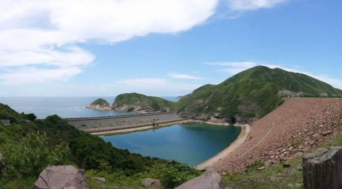 Geo Trail at East Dam, High Island Reservoir 萬宜地質步道