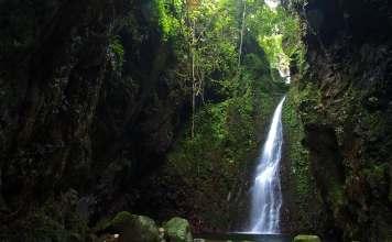 Ng Tung Chai Waterfall 梧桐寨瀑布