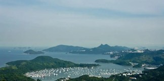 Hebe Haven Habor| Pak Sha Wan at Sai Kung Peninsula| 西貢白沙灣