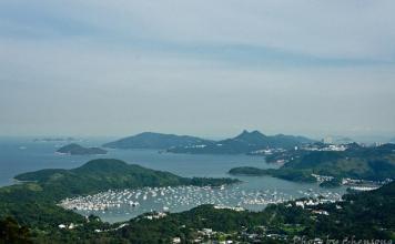 Hebe Haven Habor| Pak Sha Wan at Sai Kung Peninsula| 西貢白沙灣