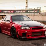 Nissan Skyline Gtr R34 Wallpaper Nissan Skyline Gtr R34 Red 1167011 Hd Wallpaper Backgrounds Download