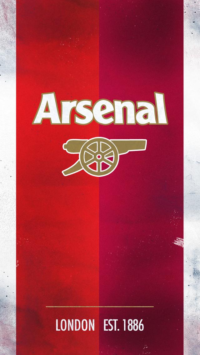 arsenal iphone wallpaper hd