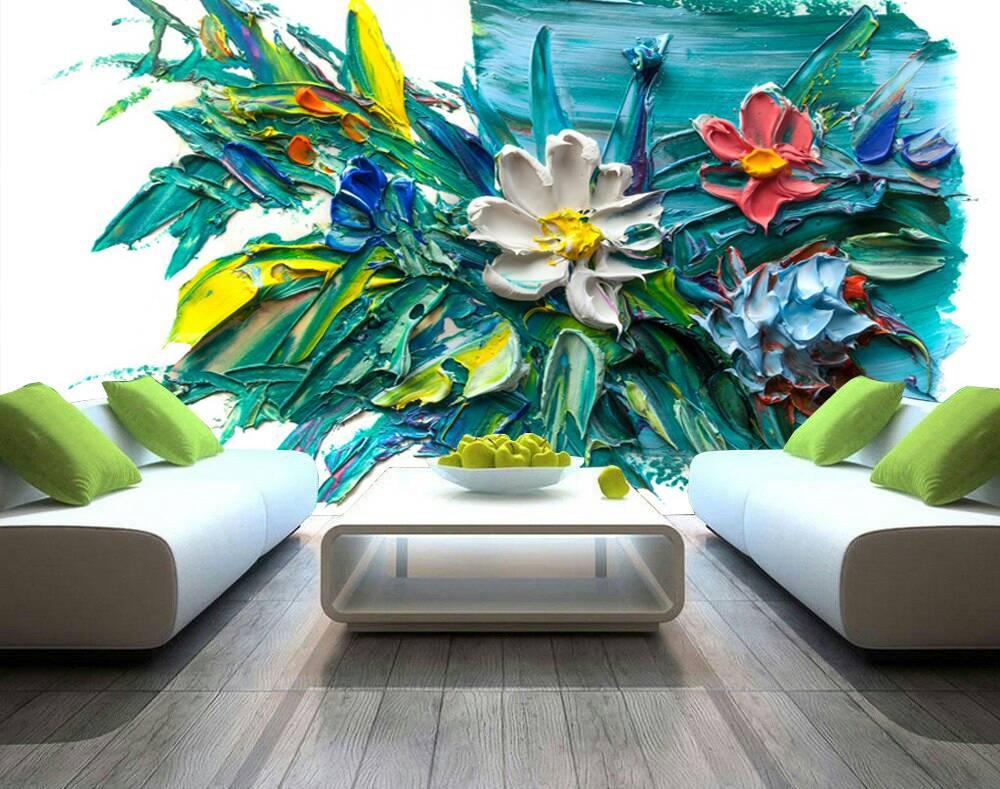 13d Wallpaper For House Wall (#21389401) - HD Wallpaper