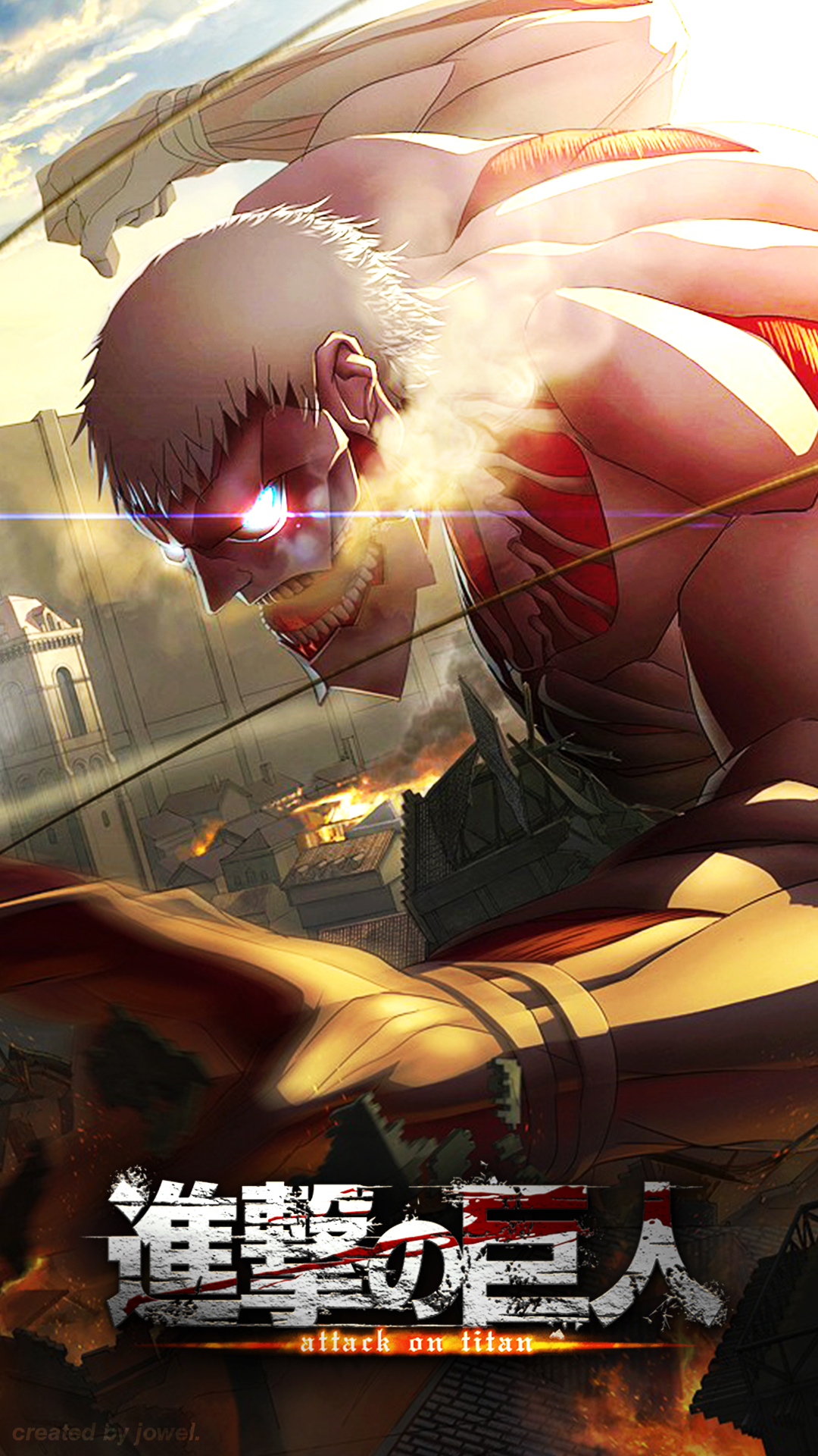 Loading the wrong wallpaper can trigger a. Ideas For Anime Phone Wallpaper Attack On Titan
