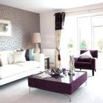 Living Room Feature Wall Wallpaper Ideas Decor Inspiration Feature Wallpaper Ideas Living Room 556845 Hd Wallpaper Backgrounds Download