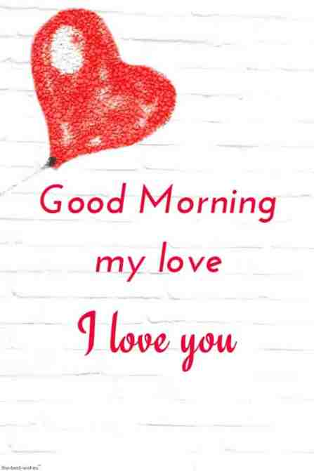 Good Morning Greetings For My Love – Fire Valentine – All About Love