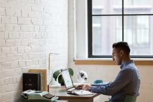 How Should an Organization Maintain Security While Employees are Working Remotely?
