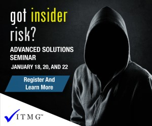 ITMG Advanced Solutions Seminar