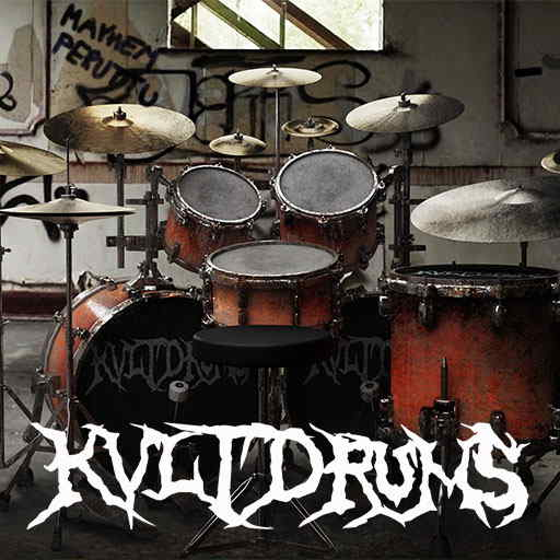 kvlt drums it might get loud productions