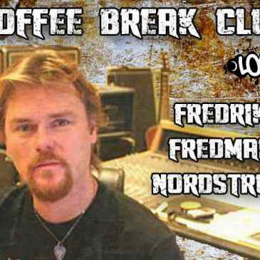 "Coffee Break Club: Fredrik ""Fredman"" Nordstrom"