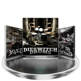 KVLT Drums + Black metal essentials + Dieswitch Bundle!