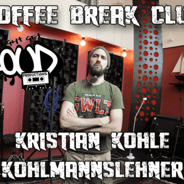 "Coffee Break Club: Kristian ""Kohle"" Kohlmannslehner"