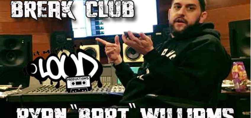 "Coffee Break Club: Ryan ""Bart"" Williams"