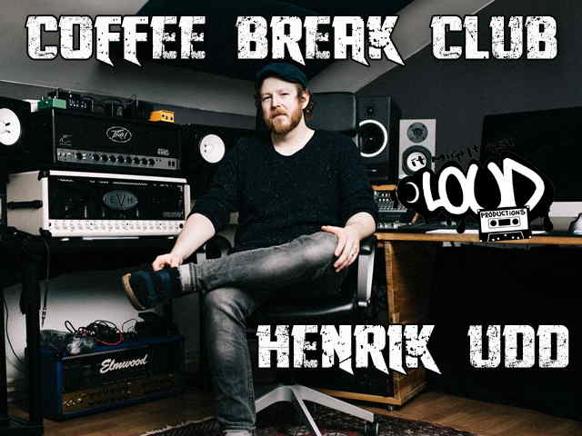 Coffee Break Club: Henrik Udd