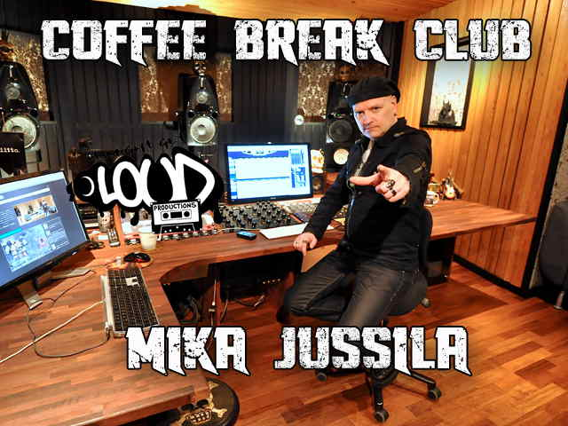 Coffee Break Club: Mika Jussila