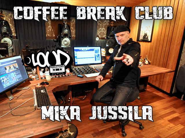 Coffee Break Club: Mika Jussila