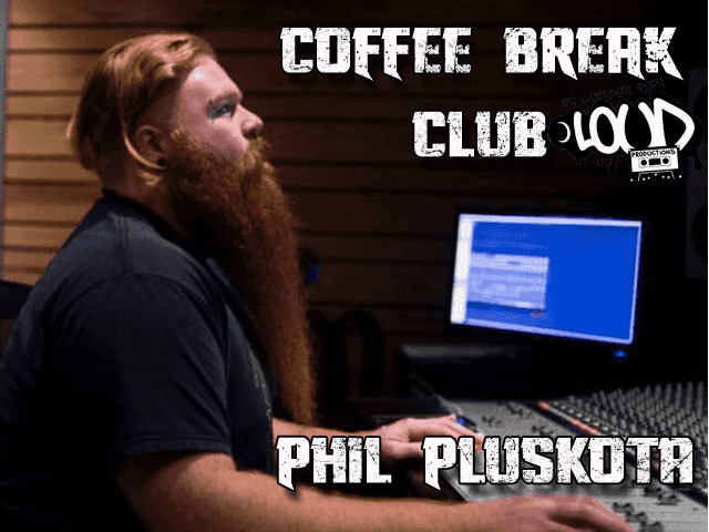 Coffee Break Club: Phil Pluskota