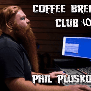Coffee Break Club: Phil Pluskota