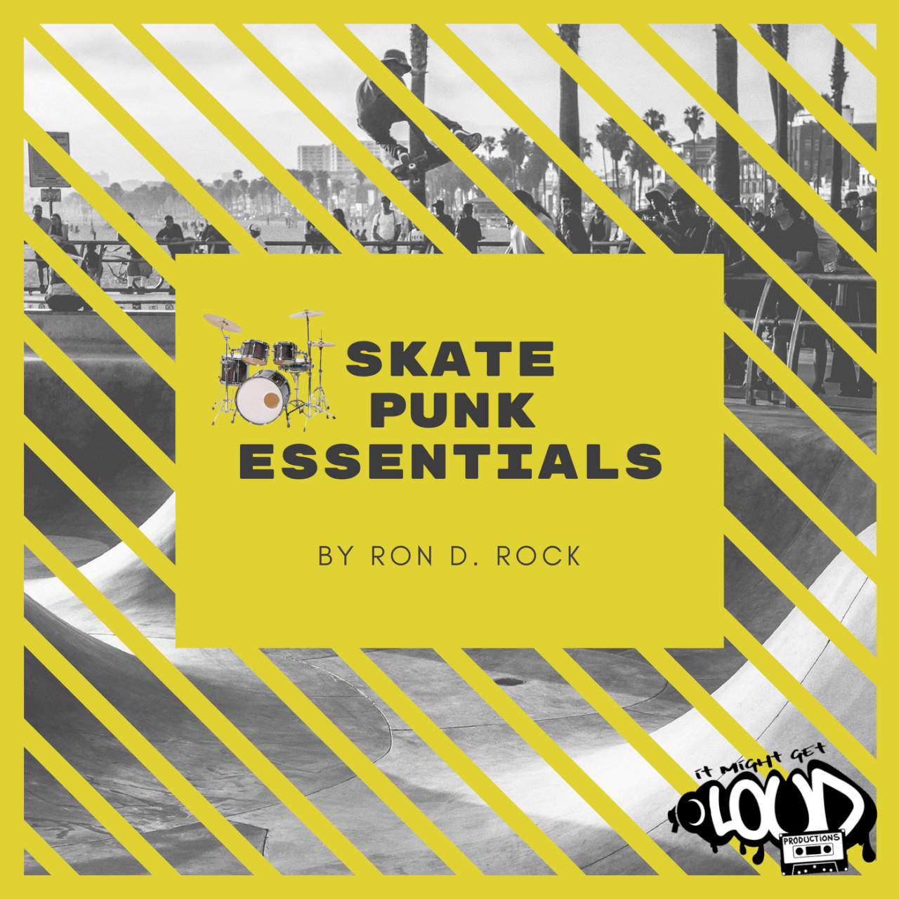 Skate Punk Essentials MIDI Groove Pack