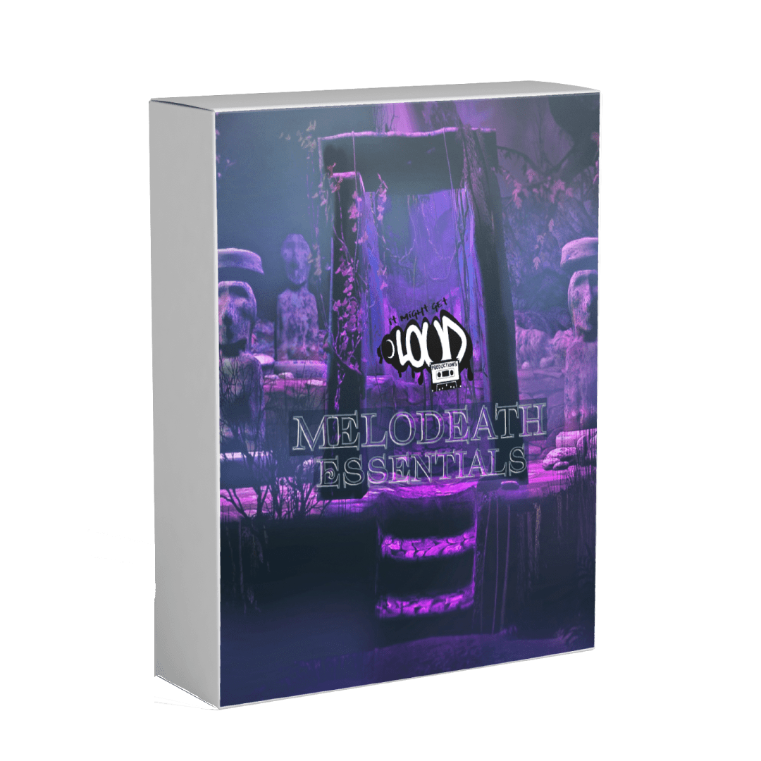 Melodeath Essentials MIDI Pack