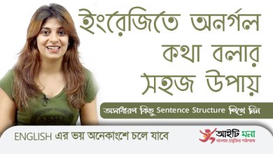 Learn English easily with basic Sentence Structure
