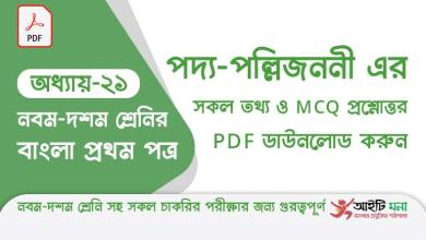 ssc-bangla-first-paper-mcq-pdf-download-chapter-21