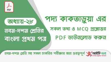 ssc-bangla-first-paper-mcq-pdf-download-chapter-28