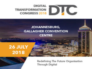 Johannesburg gets ready for Digital Transformation Congress 2018