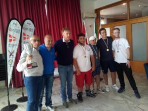 A.S. 2018/2019 - Finale regionale di vela dei campionati sportivi studenteschi circolo nautico di Torre del Greco