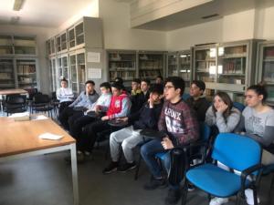 a.s. 2018/2019 - Laboratorio del percorso di prevenzione universale sul bullismo e cyberbullismo