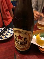 赤星ビール