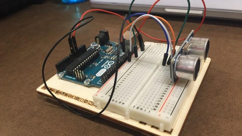 Proximity Sensor Lab