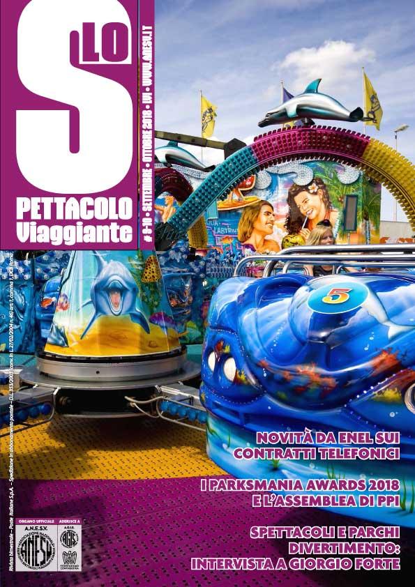 """Pubblicato il nuovo numero de """"Lo Spettacolo Viaggiante e i Parchi"""""""