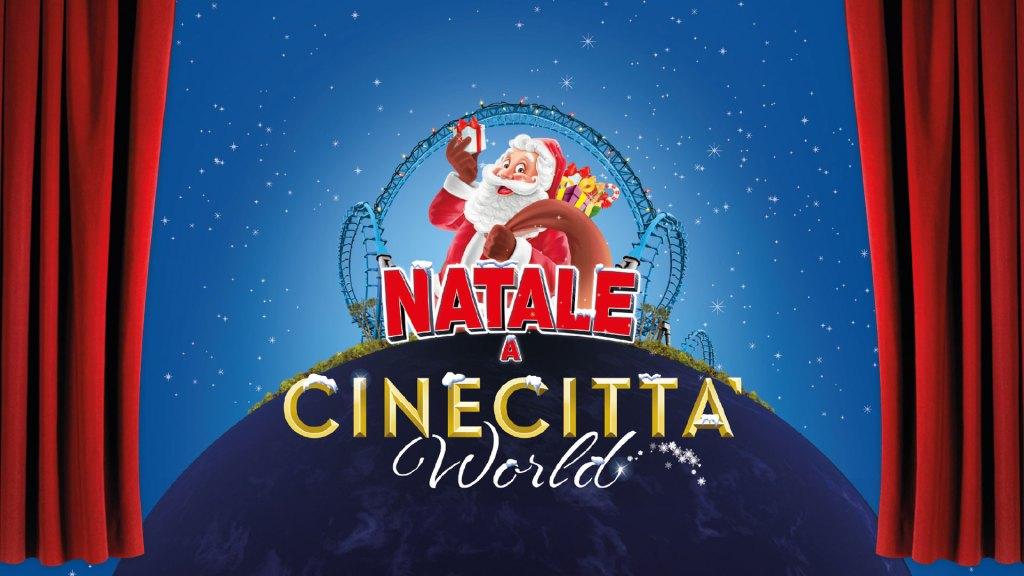 Cinecittà World: dal 1 dicembre inizia la Stagione Natalizia al parco