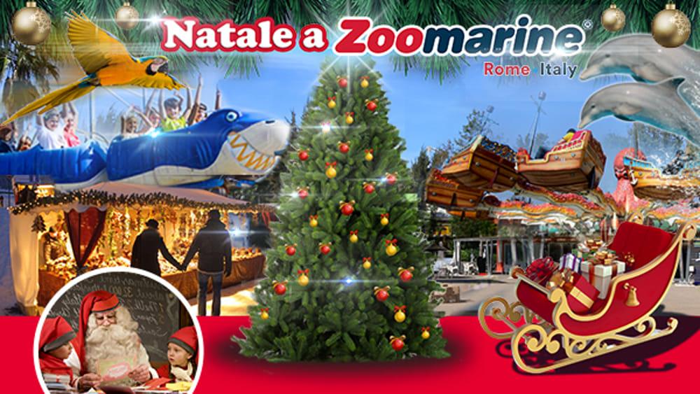 Zoomarine: Natale al parco