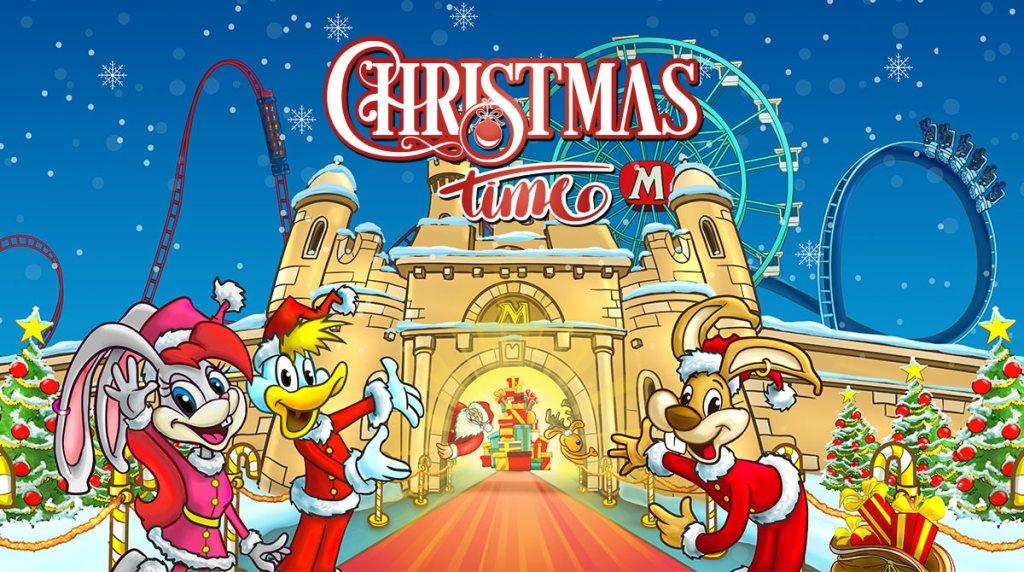 """Mirabilandia: """"Christmas Time"""" dall'8 dicembre"""