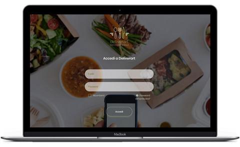 Deliverart: da oggi i ristoratori potranno finalmente potenziare le consegne a domicilio
